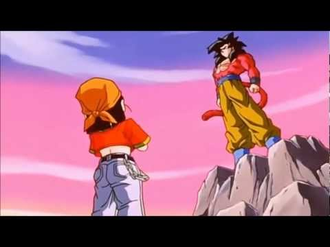 Super Saiyan 4 Transformation Dubstep