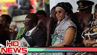 "Robert Mugabe, wife Grace flown to Singapore for ""emergency"" treatment"