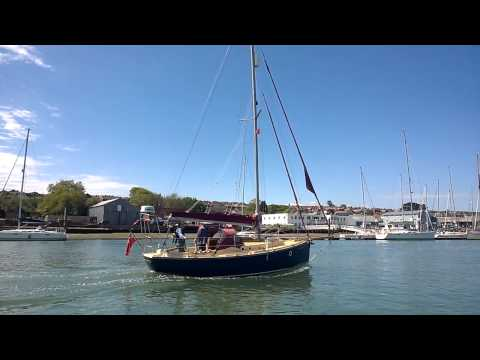 Cornish Crabber Cornish Cutter 24 Bermudan rigged - Boatshed.com - Boat Ref#205622