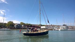 Cornish Crabber Cornish Cutter 24 Bermudan rigged - Boatshed.com - Boat Ref#205622