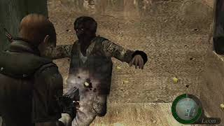 Resident Evil 4 HD: Professional Play-through Pt 33 ~ Difficulty Spike