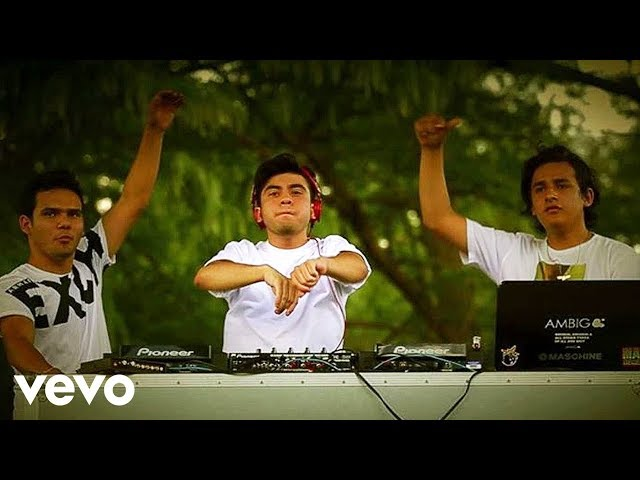 3BallMTY - Quiero Bailar (All Through The Night) (Live) ft. Becky G Videos De Viajes