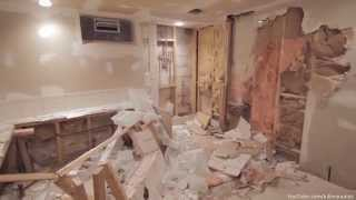 How NOT to finish a basement, EPIC Remodeling FAIL