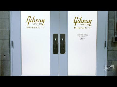Namm The Gibson Custom Shop Murphy Lab Collection Sneak Peak