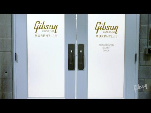 Namm The Gibson Custom Shop Murphy Lab Collection Sneak Peak