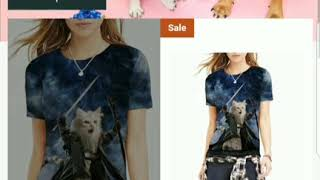 Cats and Dog Shirt Collection's, Shopify Store, My Favorite Video