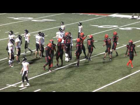 Greyhound Football - Newport Vs. Manila - 2016