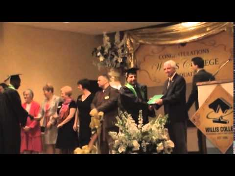 Copy of Willis College Grad 2009/10 Ottawa Campus Highlight reel
