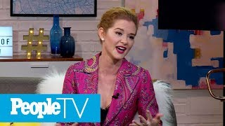 Grey's Anatomy Alum Sarah Drew Reveals Her Fan-Girl Moment With Eddie Redmayne | Chatter | PeopleTV