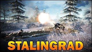 STALINGRAD OUTSKIRTS - Massive Soviet Assault - Men of War Assault Squad 2 - Editor Scenario #98