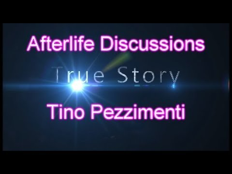 Afterlife Discussions Brisbane - Haunted - My Paranormal Life with Tino Pezzimenti