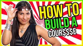 Wie Baue ich ein $5K - $15K online-Kurs