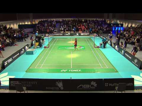 NBL 2014/15 Match-Night 6 - Team Derby v University of Nottingham Sport