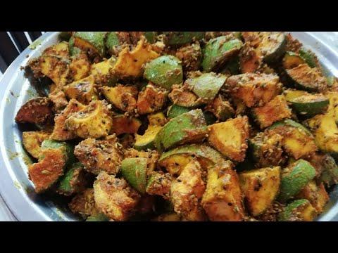 Aam Ka Achar In Punjabi Style /आम का अचार बनाए Traditional Style से