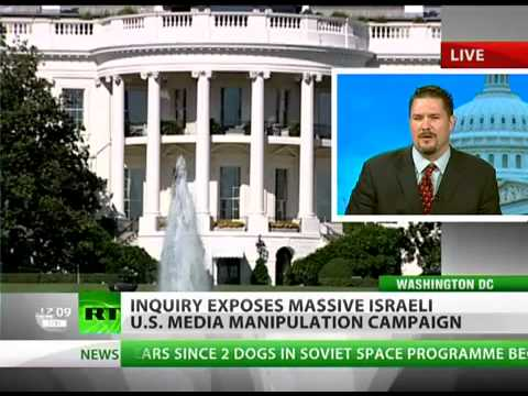 Massive Israeli Manipulation of US Media Exposed ∞ Declassified NDAA Martial Law Police State