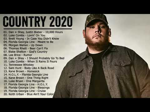 Country Music Playlist 2021