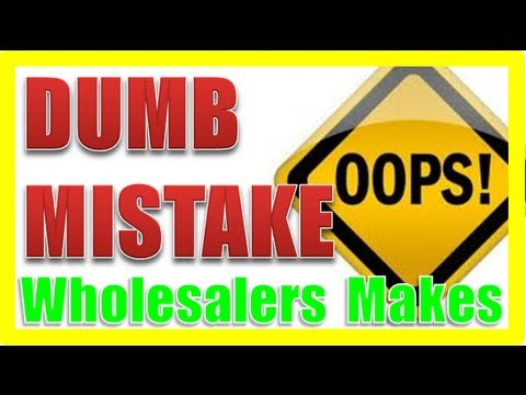 Flipanese TV: S2E1 - Wholesaling Real Estate? The dumb assignment fee mistakes wholesaler make