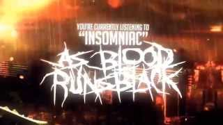 As Blood Runs Black - Insomniac (Lyric Video)