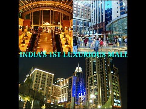 INDIA'S 1ST LUXURIOUS MALL   UB CITY BANGALORE   VLOG