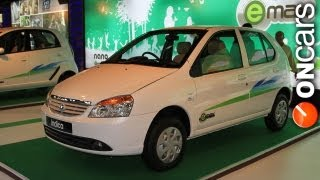 Tata to launch the CNG powered emax range in 3 month