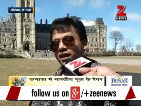 Zee Media reporter's exclusive report from Canada