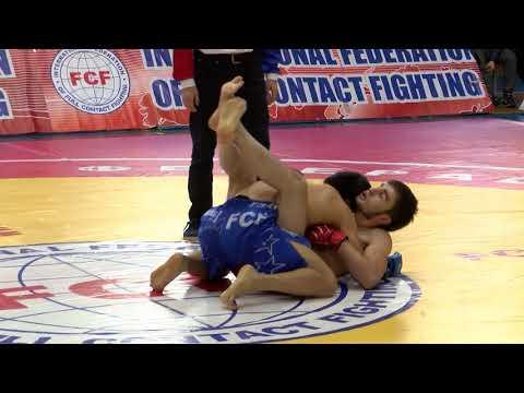 PROF Championship of Asia FCF-MMA 2017