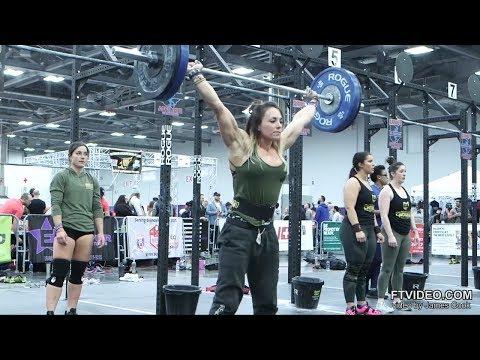 Arnold Sports Festival 2019  (CrossFit Women)