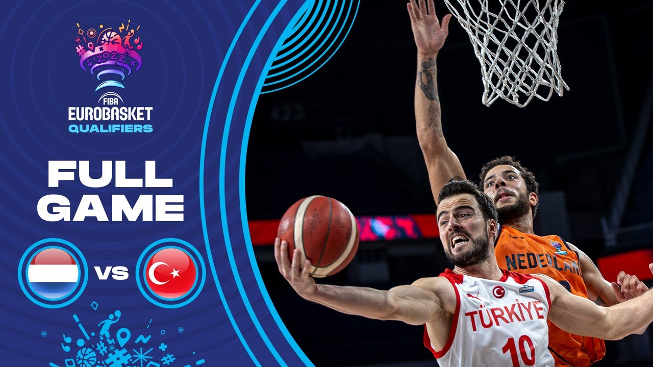 Netherlands v Turkey - Full Game