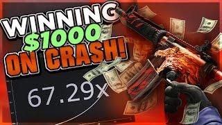 csgo roll betting winning 1000 on csgo crash