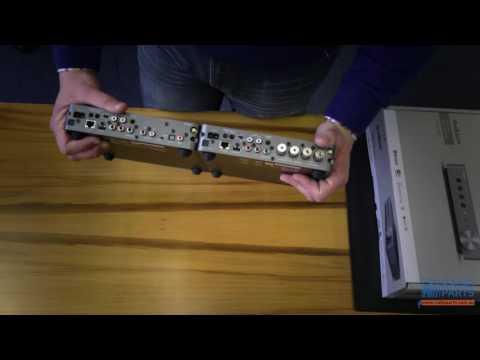 Yamaha Expand Range WXC-50 & WXA-50 unboxing video