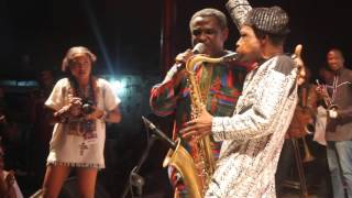 Akeeb Kareem and Orlando Julius Live
