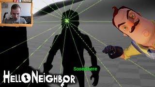 - 886 У СОСЕДА СБИЛСЯ ПРИЦЕЛ ПРИВЕТ СОСЕД МОД КИТ Hello Neighbor Mod Kit