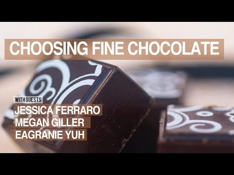 Chocolate Masters Hangout #17: Choosing Fine Chocolate