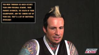 Jeremy Spencer of Five Finger Death Punch