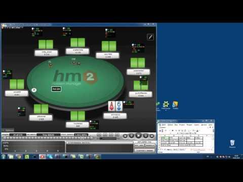 Покер МТТ. Как играть микролимитные МТТ. Артем DeZauZeR турнир за 7 долларов