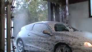 Q-Tipp Treatment: Basic Car Wash