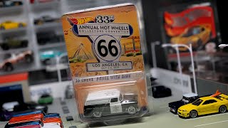 Lamley Showcase Hot Wheels '55 Chevy Panel Convention Finale Exclusive