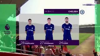 Hasil Pertandingan - Southampton vs Chelsea 2-3 All Goals & Highlights 14 04 18