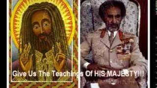 A TEWAHEDO MYSTERY? | HAILE SELLASSIE King Of Kings (FATHER) | JESUS CHRIST Lord of lords (SON)