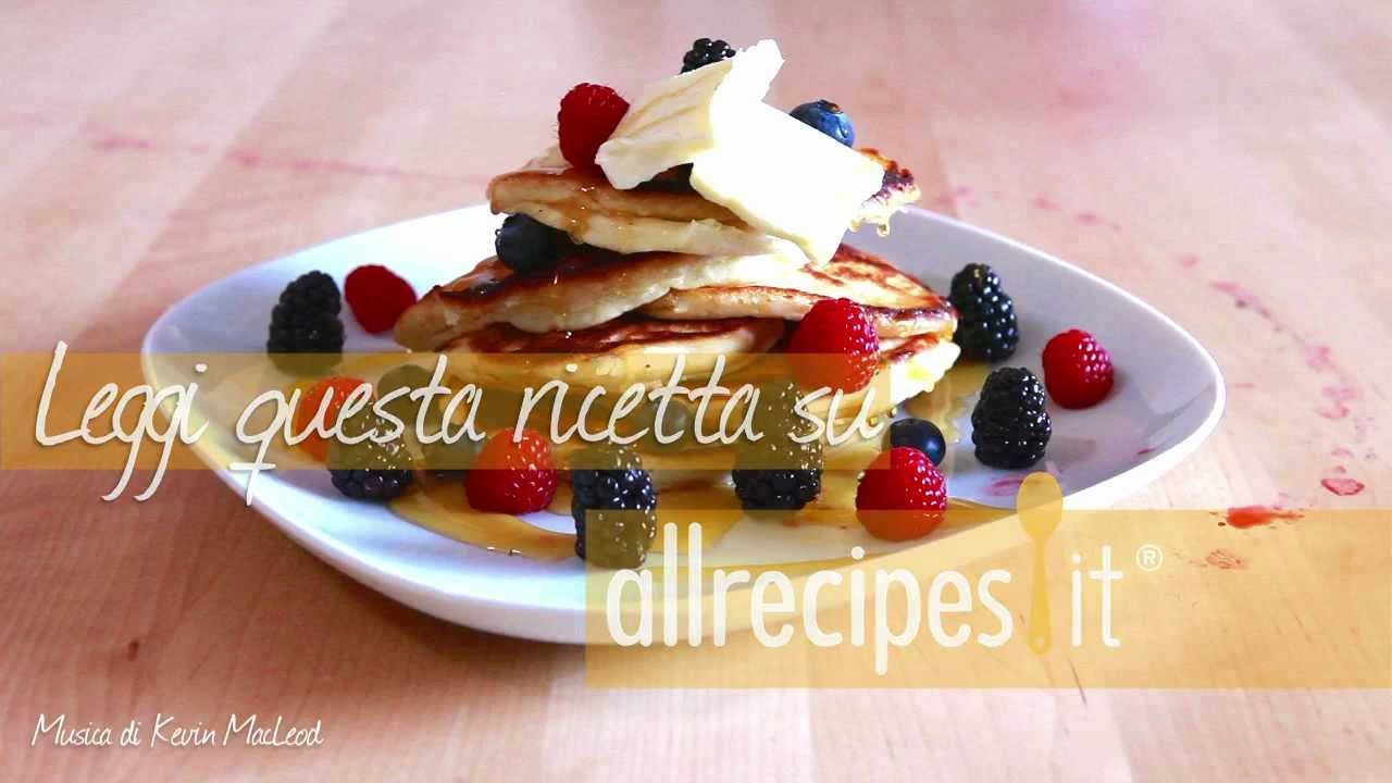 Americana In Cucina Pancake | Virtual Gourmet