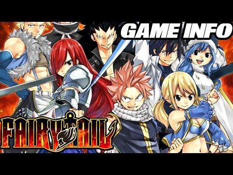 Das neue FAIRY TAIL Anime RPG Game! 😮🤔 Für PC, PS4 & Switch! Alle Infos & Gameplay thumbnail