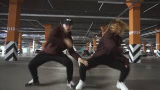 The Black Eyed Peas - Ring the alarm (choreography by Anastasiia Yesipova) & Andrey Sidorko