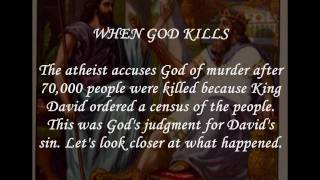 ANSWERING AN ATHEISTS ACCUSATIONS VIDEO 2 Thumbnail