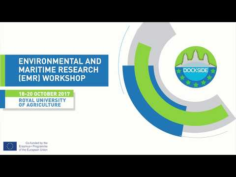 DOCKSIDE - Environmental and Maritime Research Workshop 2017