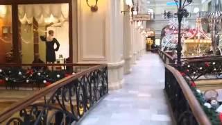 Москва  Кремлевский магазин ГУМ Центр(, 2014-06-11T13:10:29.000Z)