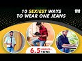1 JEANS, 10 Different Outfits | Rishi Arora |