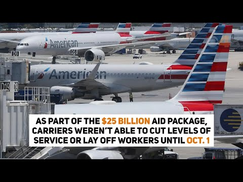Report: American Airlines To Eliminate Flights To Small Cities