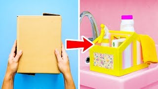 32 HANDY HOUSEHOLD HACKS