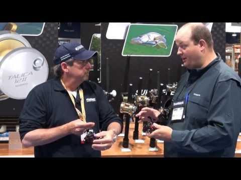 Shimano Stradic CI4+ Spinning Reels At ICAST 2013