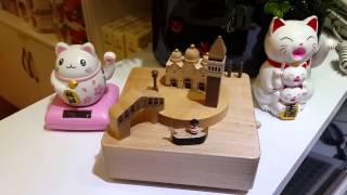 Wooderful Life Handmade Music Box Venice